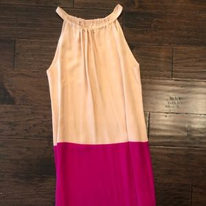 Amour Vert small color block dress